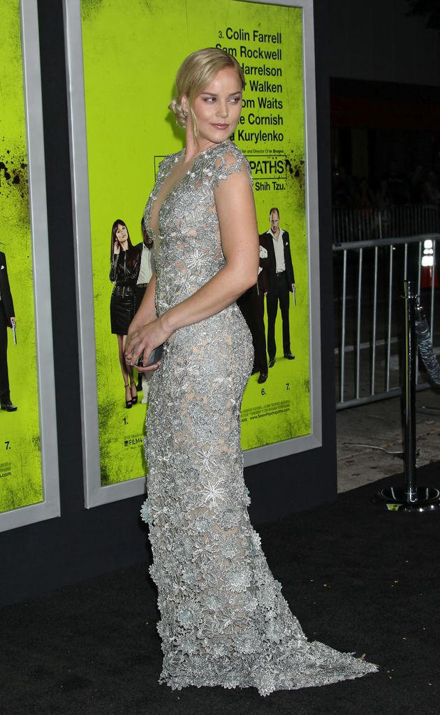 Abbie Cornish - Seven Psychopaths Premiere in Westwood - October 1, 2012 10