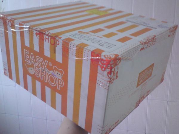 easy shop紙盒