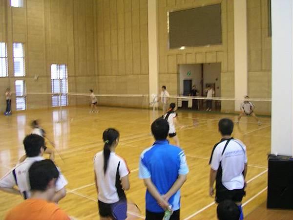 上海-紅葉球隊 - 在同濟附二中