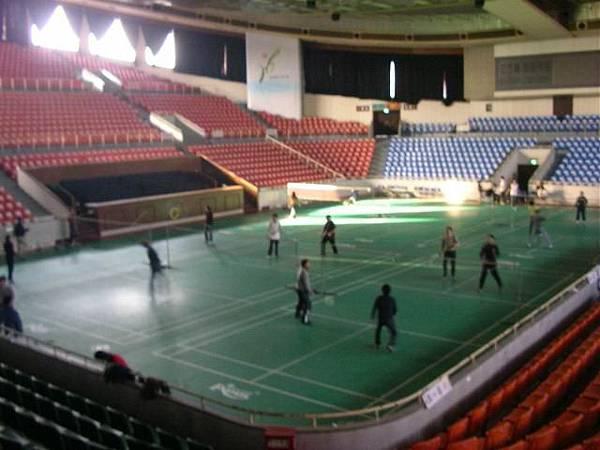 杭州-市立體育館