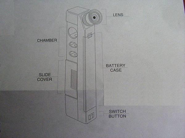 顯微檢測觀察儀-3-說明書