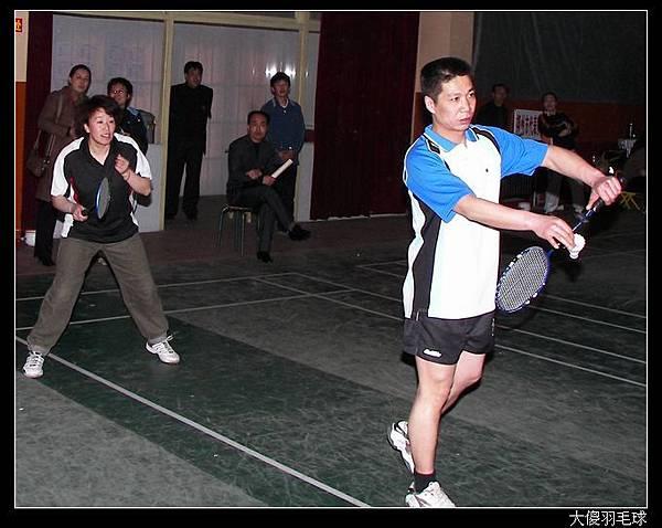 山西省-圻州市-2006-3-12 羽球比賽