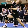 2007年-印尼公開賽 - 1米58率性女孩战胜谢杏芳,中国台北小花点爆冷主因
