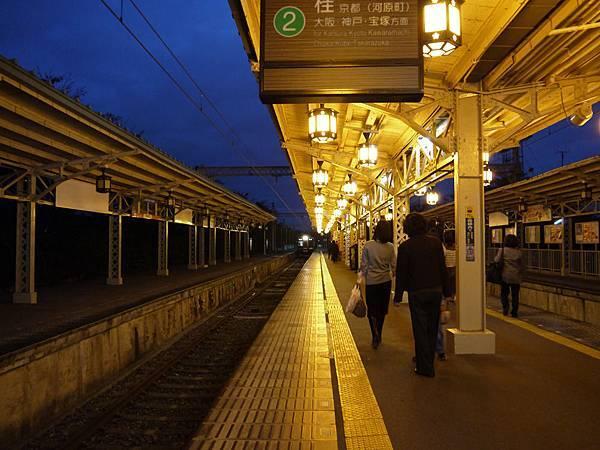 1107-阪急嵐山站2