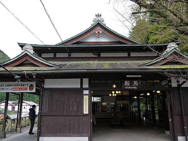 1109-叡電鞍馬站