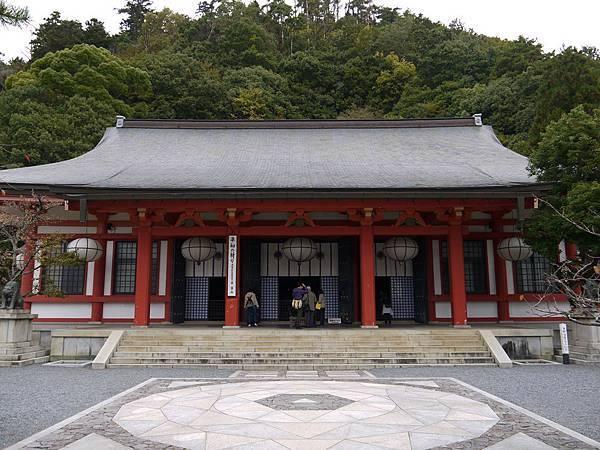 1109-鞍馬寺本殿