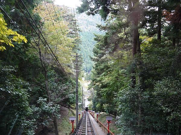 1109-鞍馬寺登山電車