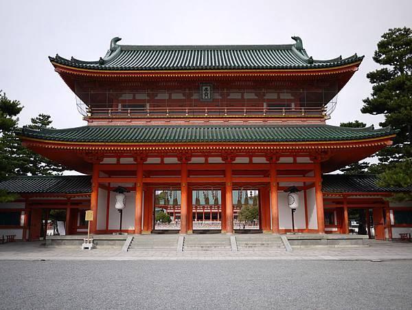 1110-平安神宮大門