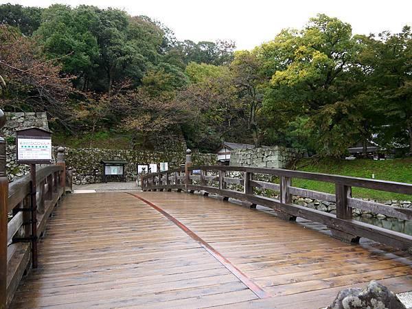 1111-彥根城護城河之橋
