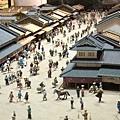 江戶街坊模型