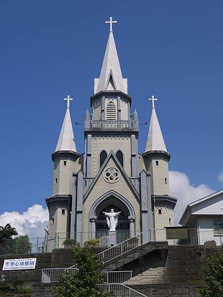 三浦町天主教教堂