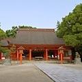 福岡住吉神社本殿