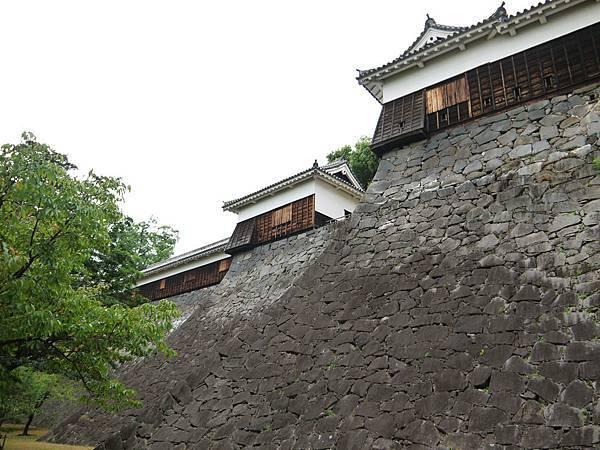 熊本城高石垣