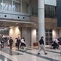 開場前的東5展示廳