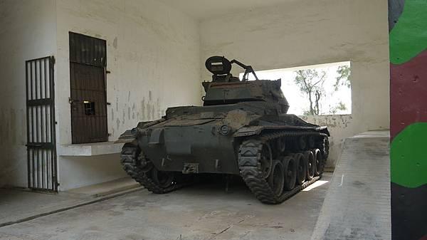 M24戰車碉堡