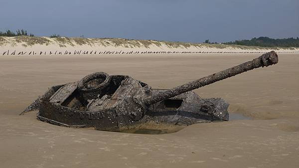 歐厝沙灘M18