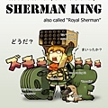 sherman king