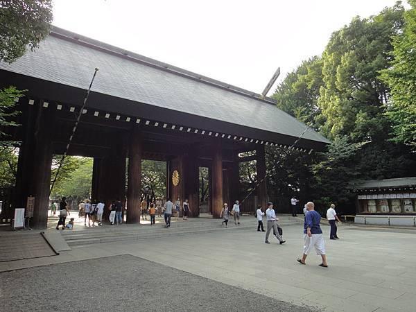 靖國神社大門