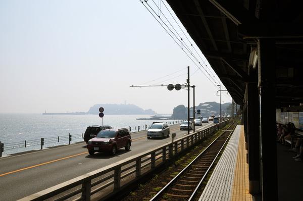 江之電鎌倉高校站