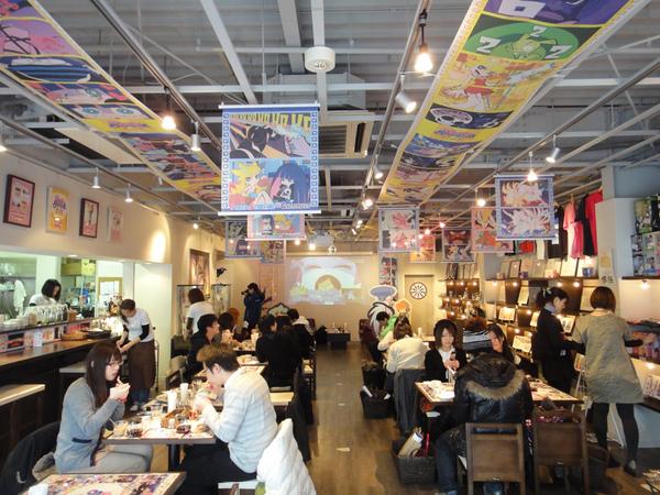 餐廳內部1