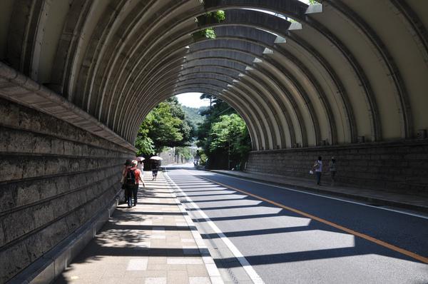 鎌倉的切通-2