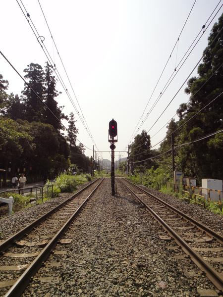 北鎌倉站線路