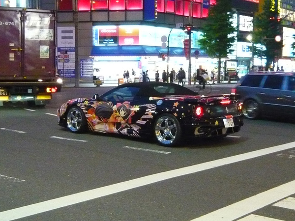 秋葉原痛車