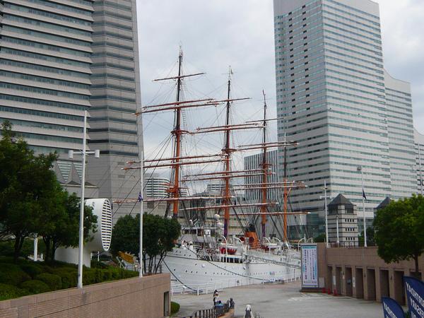 橫濱日本丸