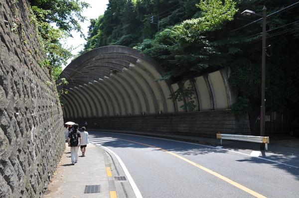 鎌倉的切通-1