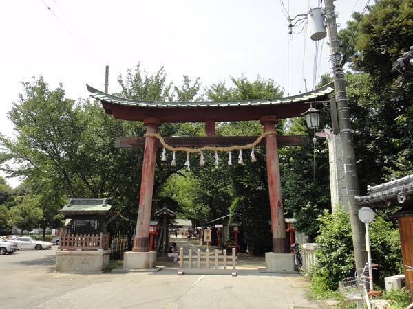 埼玉縣鷲宮神社