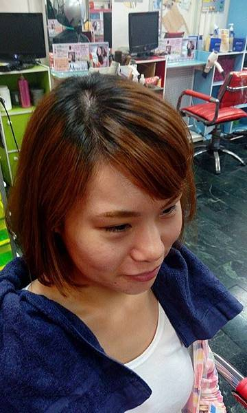MAT520美特之約 泰和二店日式染髮1