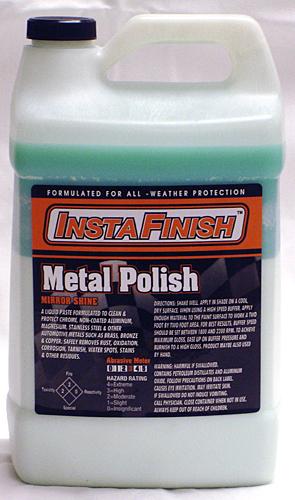 METAL-POLISH 金屬拋光劑