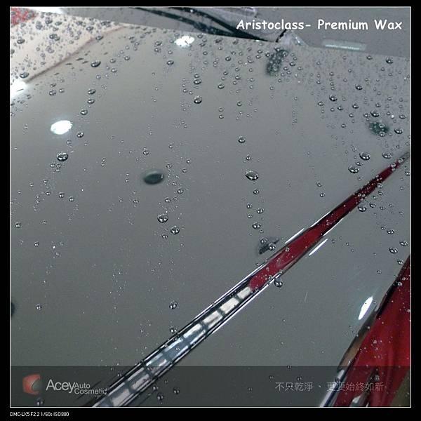撥水性 上Aristoclass- Premium Wax
