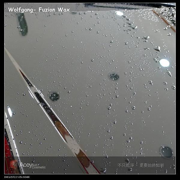 撥水性 上Wolfgang- Fuzion Wax