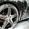 無接觸洗車