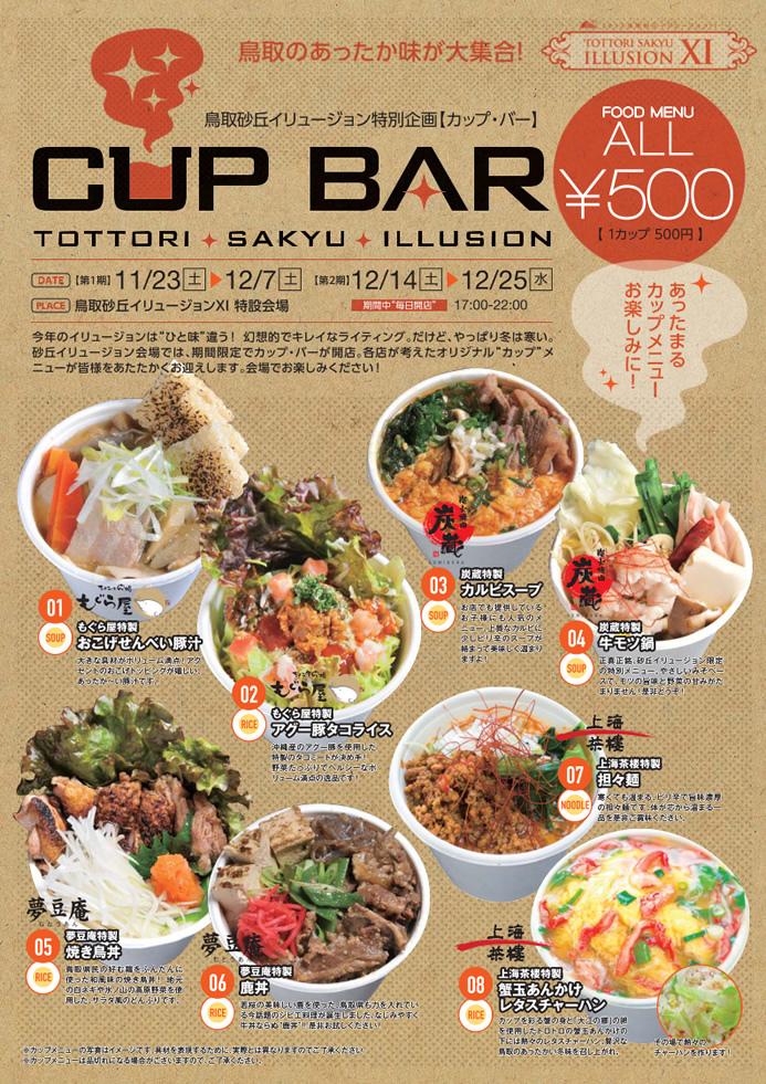cupbar
