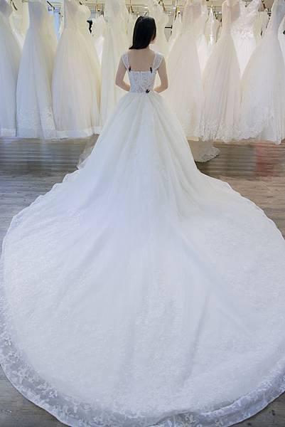 台南婚紗工作室:手工婚紗