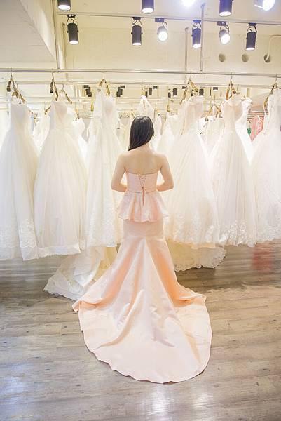 台南婚紗工作室:手工禮服推薦
