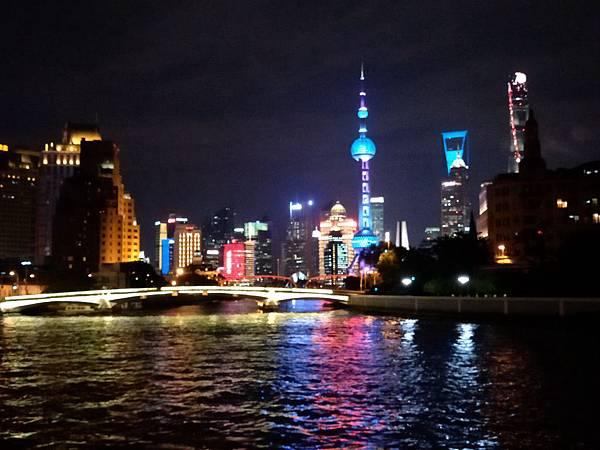 上海黃浦江河邊上海黃浦江河邊