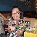 老媽的禮物是香港來的維尼像框