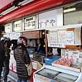 章魚燒路邊小店