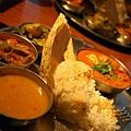 我的印度菜
