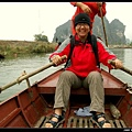 陸龍灣--我在假划船