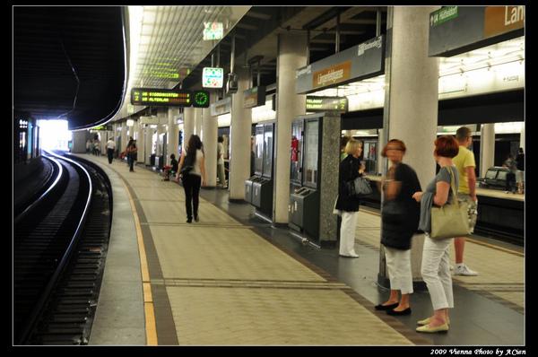 維也納地鐵