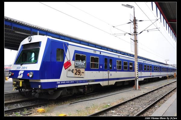 便宜的29歐列車