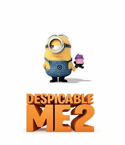 DESPICABLE-ME-2-Stuart-Minion-Poster-535x620