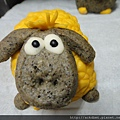 三麻面做綿羊臉