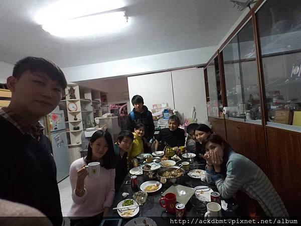 家族耶誕大餐