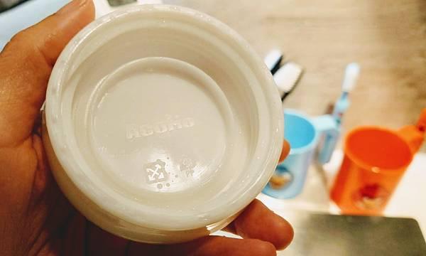 AcoMo殺菌水杯蓋5號PP耐熱100度C
