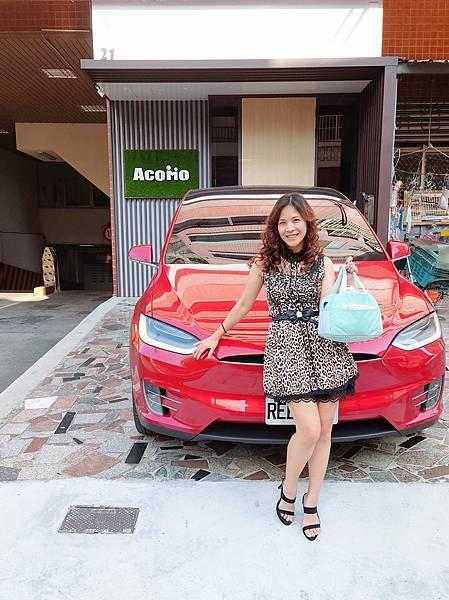 21號店AcoMo開幕-來店禮AcoMo多功能媽媽包